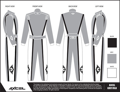 SFI Axcel Dallara Suit