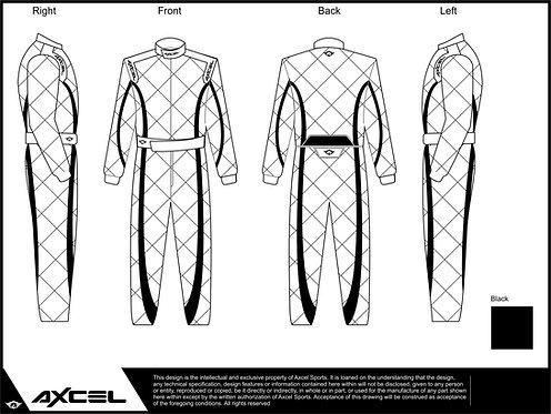 SFI Axcel Proton Suit