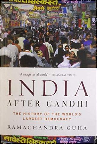 India After Gandhi.jpg