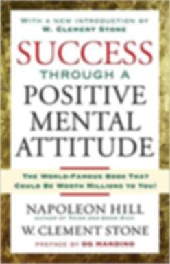 success through a positive mental attitu