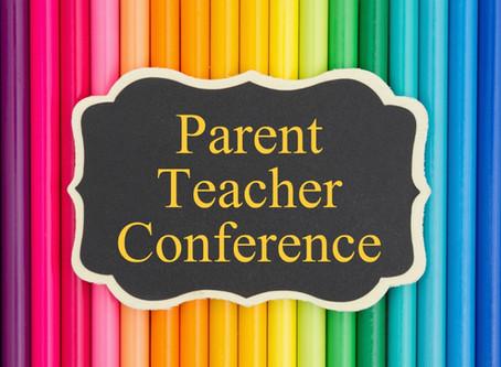 Parent Teacher Conference CANCELED
