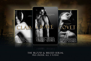 Crave: Read the first three chapters here!