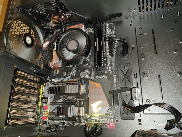 Intern beeld computer