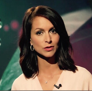 Alexandra Kröber    Moderatorin