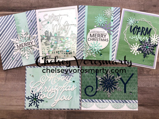 Every Little Thing Christmas Card Kit & Guide