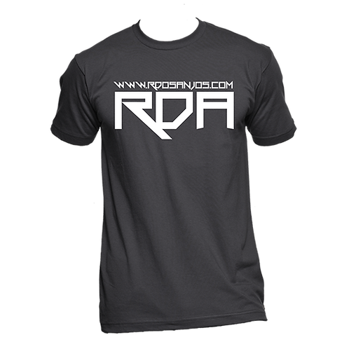 New T-Shirt RDA - Grey