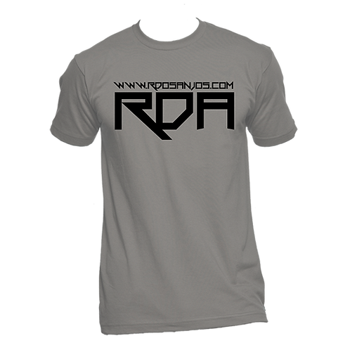 New T-Shirt RDA - Charcoal