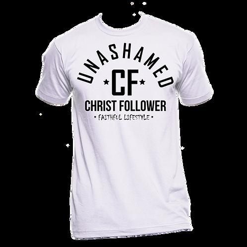 New T-Shirt CHRIST FOLLOWERS