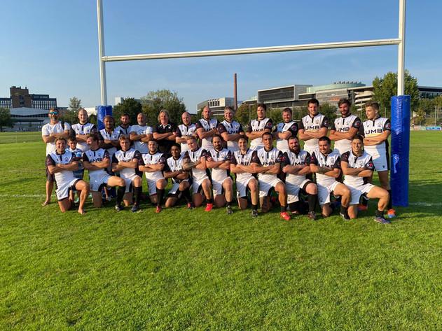 Rugby Lugano travolgente a Zurigo