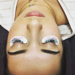 When traditional lashes don't give you the volume you desire try #lashesbyTiara These #minkvolumelas