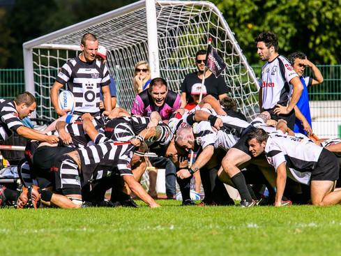 Rugby Lugano vittorioso a Berna