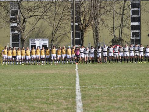 Edimen Rugby Lugano : Vittoria con bonus