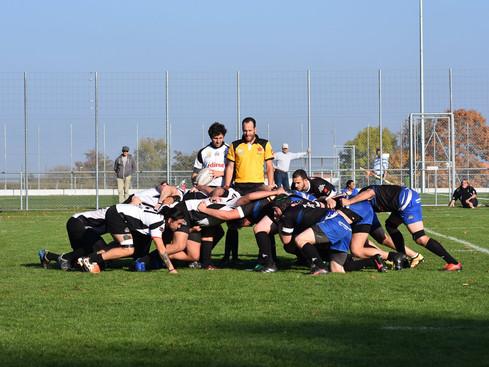 Rugby Lugano doma Zurigo