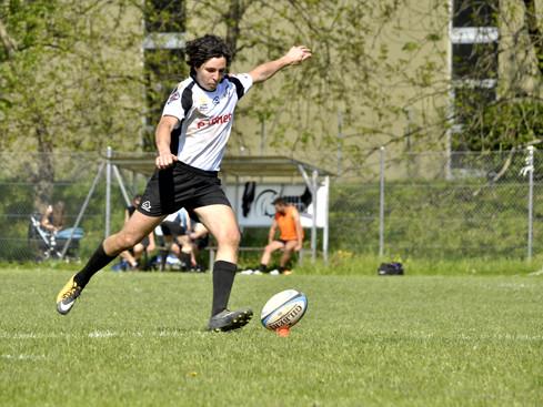Edimen Rugby Lugano : vince senza difficoltà a Zug