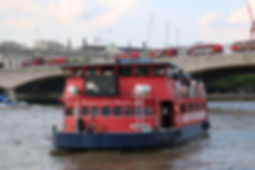 The Pearl of London Thames River Boat