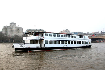 The Jewel of London Thames River Boat-9.