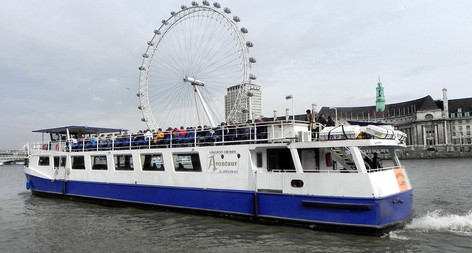The Avoutuur Thames River Boat for Hire