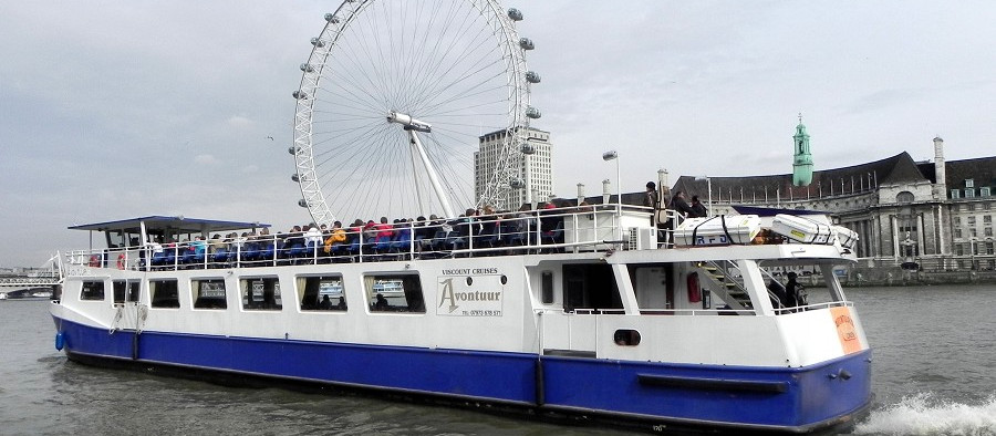 The Avontuur Thames River Boat for Hire
