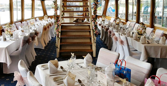 The Salient Thames River Boat for Hire