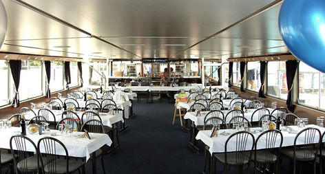 Pride of London Thames River Boat for Hire