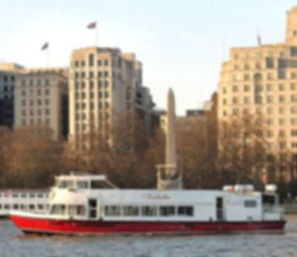 MV Valula Thames River Boat