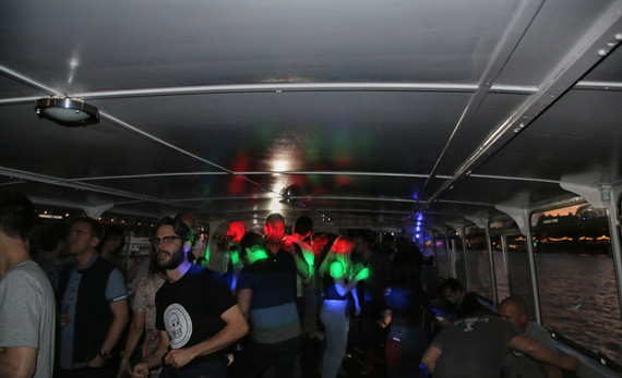London Party Boats
