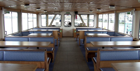 The London Rose Thames River Boat