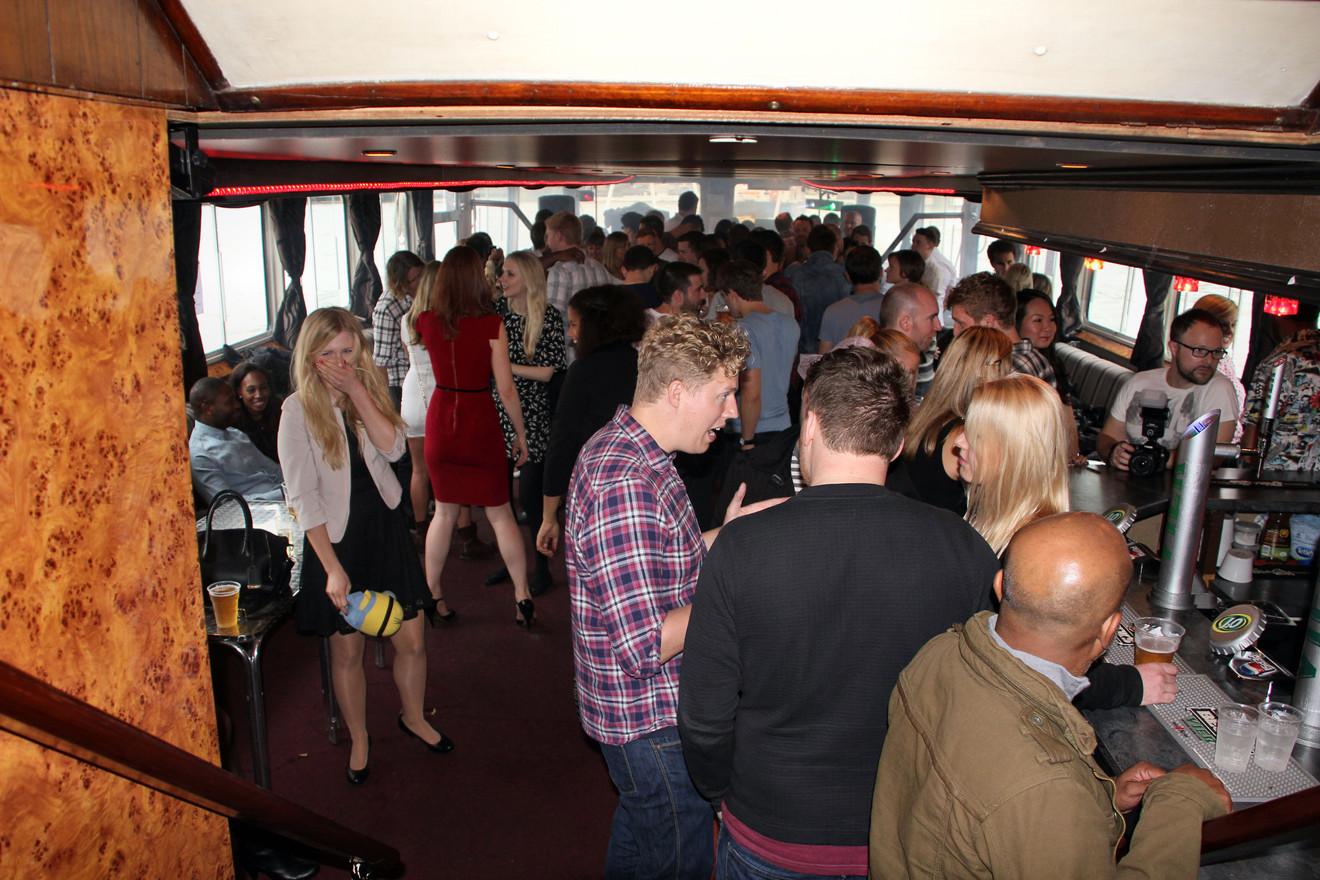 Thames River Disco Cruise