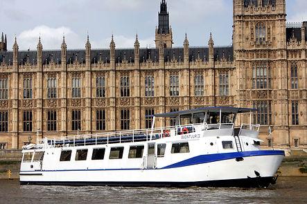 The Avontuur Thames River Boat