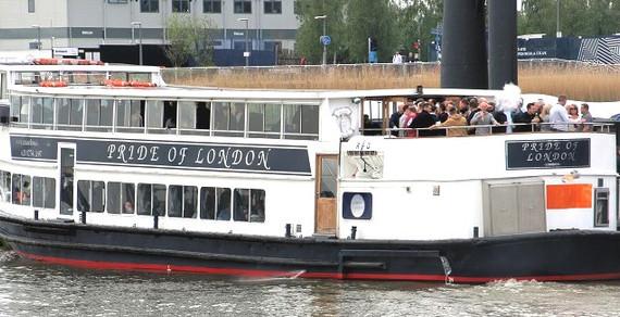 Pride of London Thames River Boat