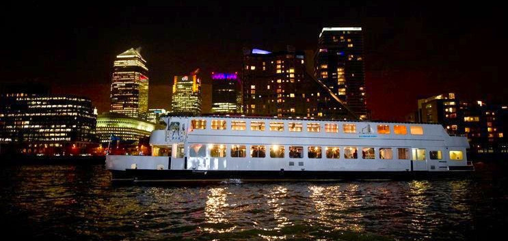 The Jewel of London Thames River Boat for Hire
