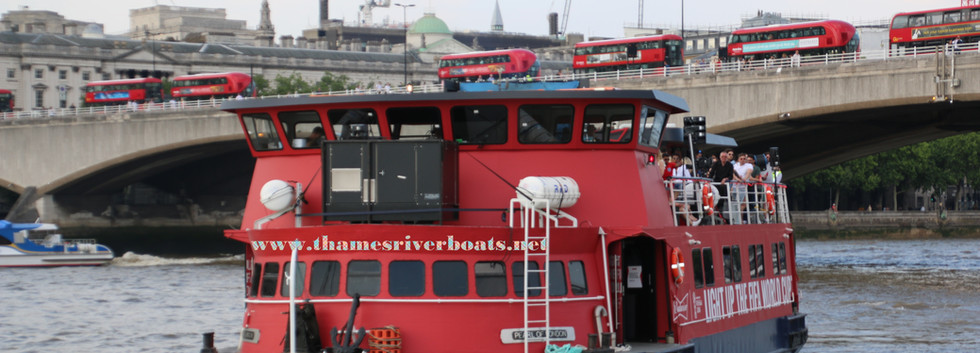 The Pearl of London Thames River Boat for Hire