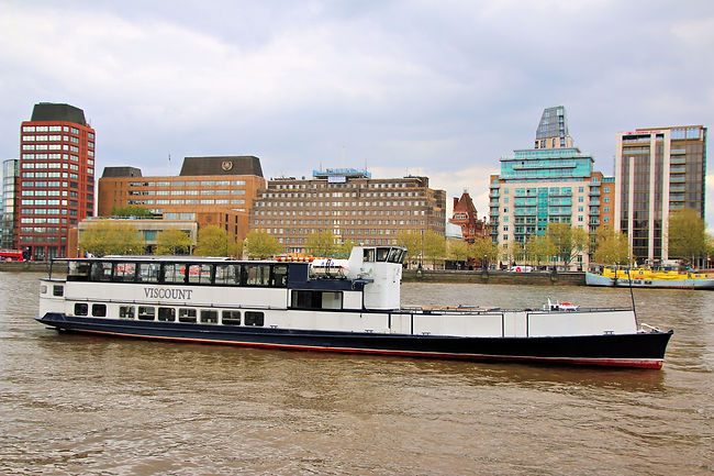 London River Party Boats