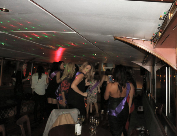 London River party boat