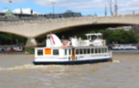 MV Wyndham Thames River Boat