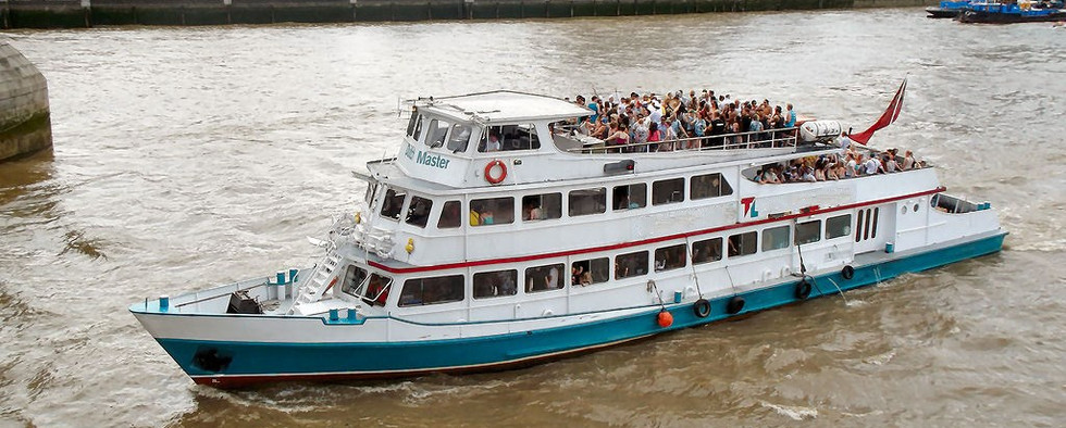 The Dutch Master Thames River Boat for Hire
