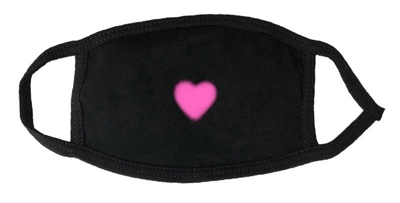 Heart Face Mask