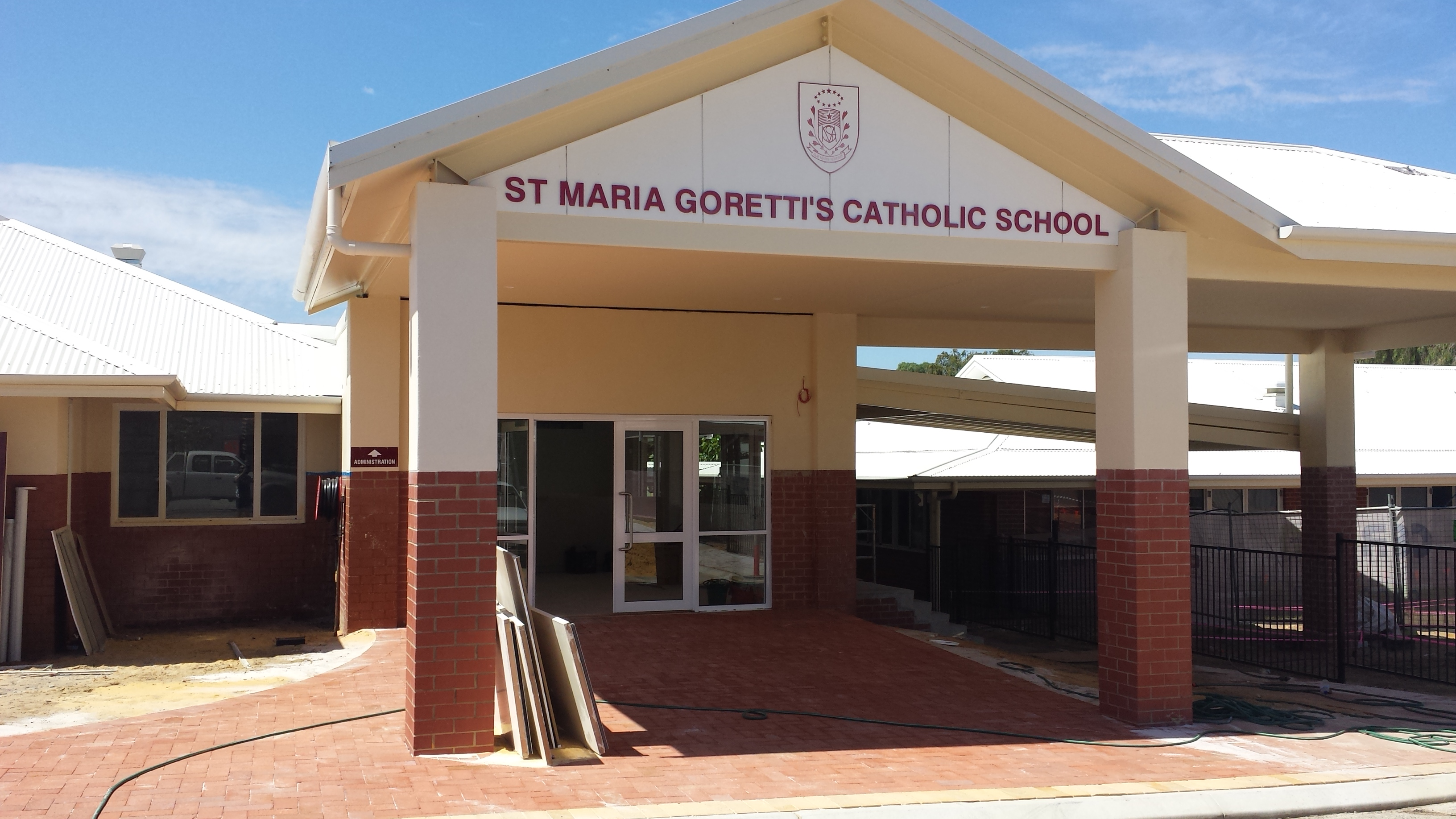 St Maria Goretti's Catholic School