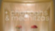 Web Image - Chuppahs -  Mechitzas  - Jef