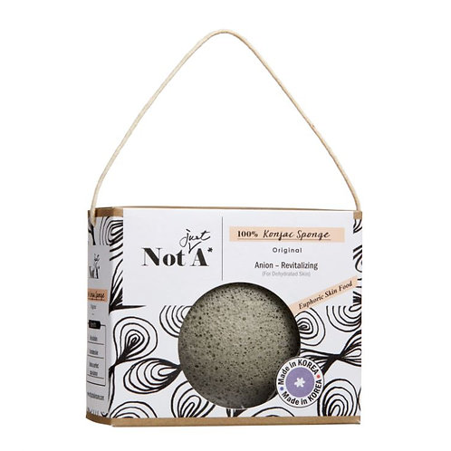 Imperial Mineral Boost (ANION) - Konjac Face Sponge