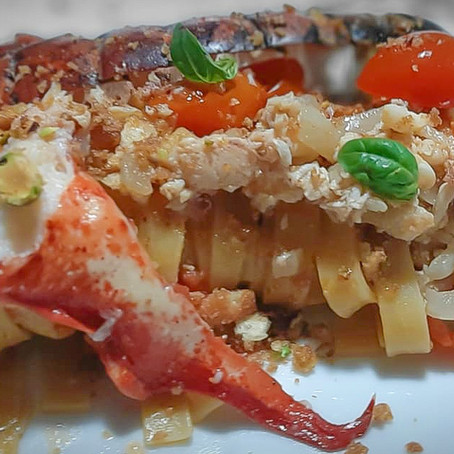 Ricetta donata da: Chef Giuseppe Piras - Tagliatelle del Re
