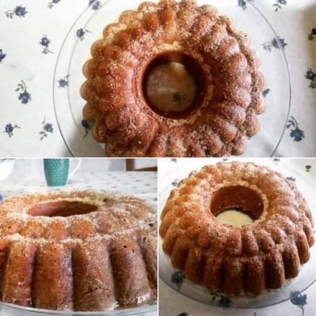 Ricetta donata da: Chef Daniele Aprea - Torta 7 spoons con cuore fondente e nocciole intere