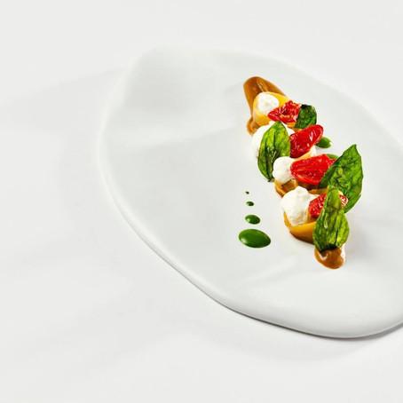 Ricetta donata da: Harry's Piccolo Restaurant - Tortelli di parmigiana di melanzane.