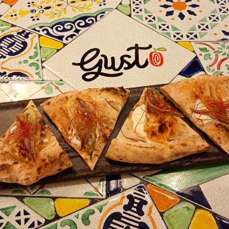 """Ricetta donata da: pizzeria *GUSTO* - Pizza focaccia """"La Fresca"""""""