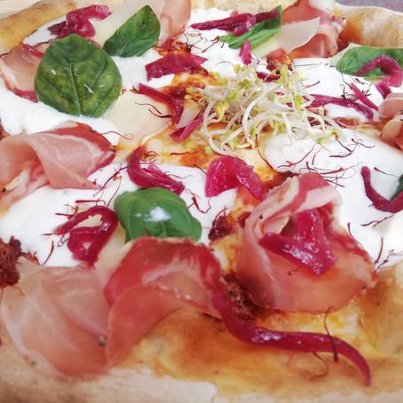 Ricetta donata da: Chef Antonella Versace & Rocco Pino - Pizza gourmet FATA MORGANA