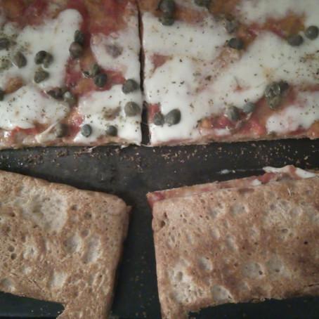 Ricetta donata da: Chef Roberto Meloni - Pizza al taglio