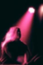 Rituals of Mine, Terra López, Dani Fernández, Slow shutter speed, music photography, corgam, synesthesia.