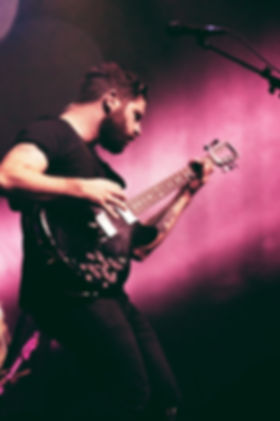 Foals, Yannis Philippakis, Silhouette, Corgam, Synesthesianow