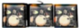 FuckFacial, Facial Band, Fender Telecaster, Experimental Photography