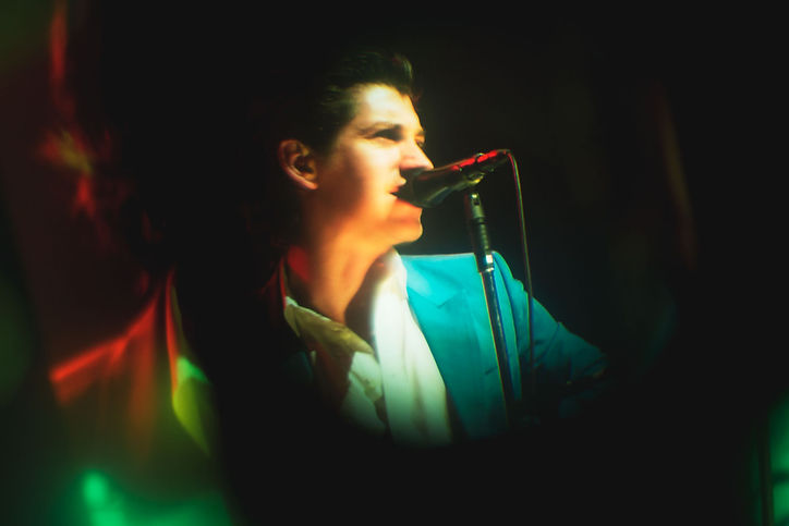 Alex Turner; The Last Shadow Puppets; lens distortion; experimental photography; lomography; double exposure; superimposed, corgam, synesthesianow